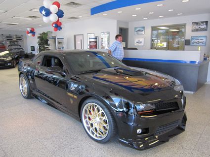 KM Trans Am at Leith Chevrolet