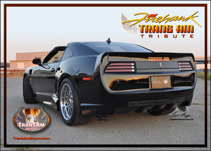 Kevin Morgan Trans Am Firehawk Tribute